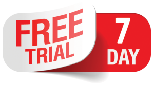 Hook, Line, Sinker - Offer Free trials