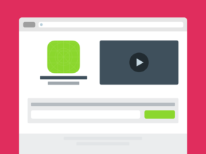Growing your business with a landing page video
