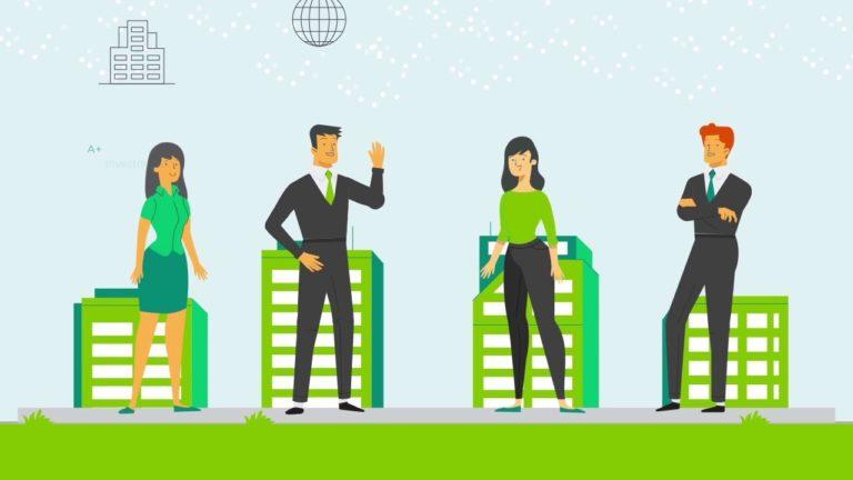 Animated Explainer Video – Open Invest | punchydigitalmedia.com.au