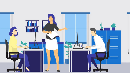 Explainer Video – Comsan 60 second