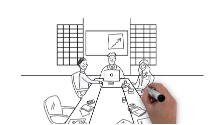 Perth whiteboard animation