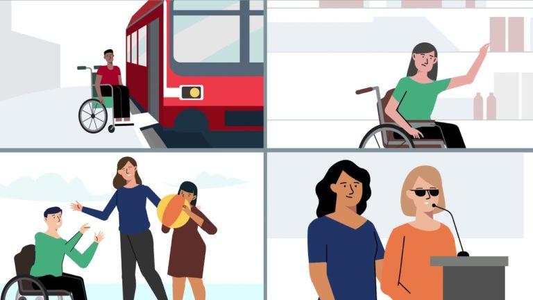 Animated Explainer Video – FACS Disability | punchy digital media