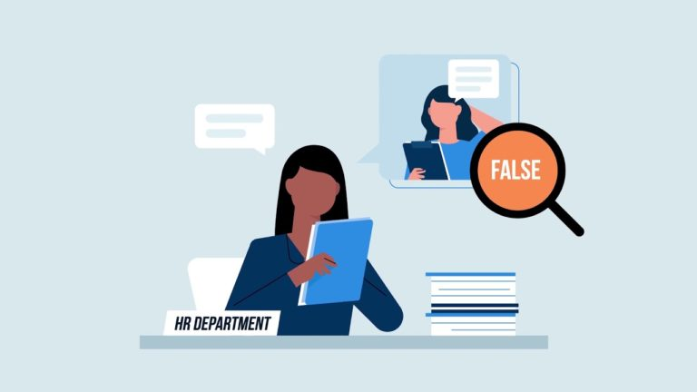 Explainer video – NSW ICAC  Employment screening | Punchy Digital Media