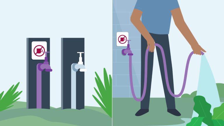 Video animation – Barwon Water Purple Tap |  punchydigitalmedia.com.au